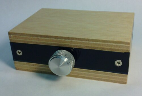 Audio Switchbox - Completed