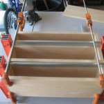 Miniature Dresser: Glue up