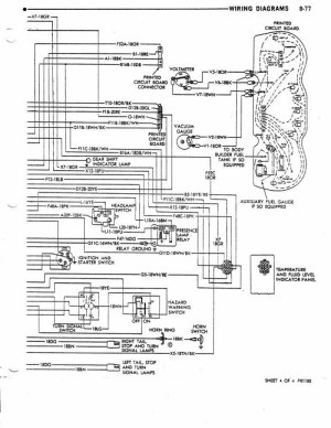 Dave's Place  78 Dodge Class A Chassis Wiring Diagram
