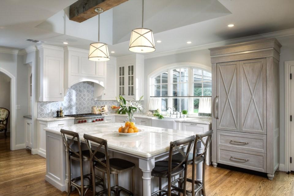 photo of Stone-Wood Kitchen
