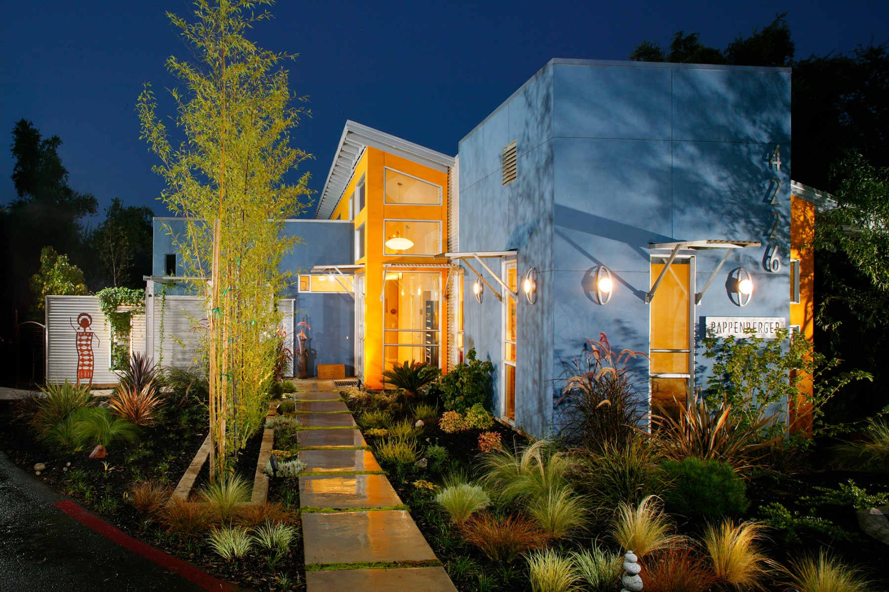 photo of Gallery House by Sage Architecture