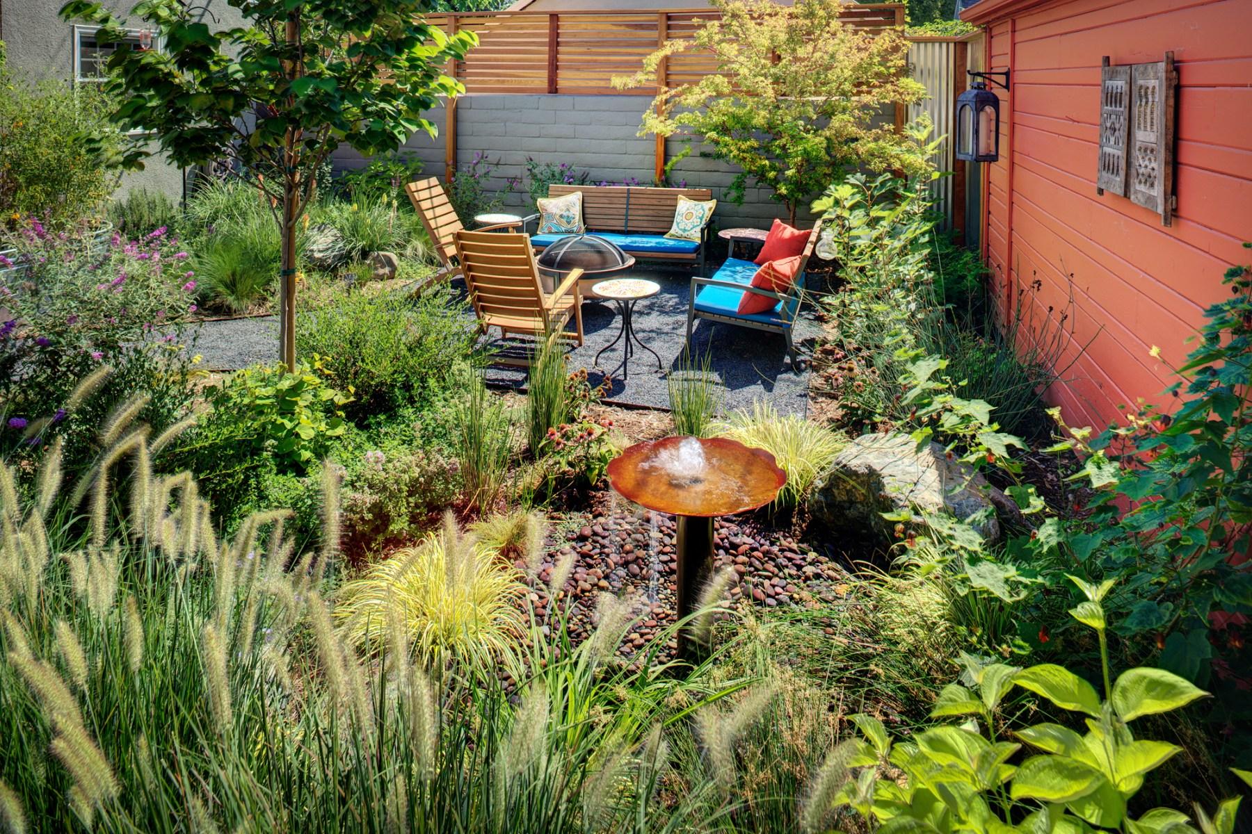 East Sacramento Garden