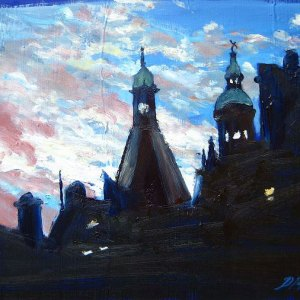 town-hall-twighlight