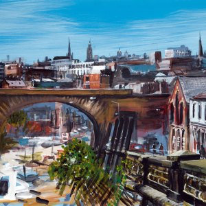 Wicker Arches from Spital Hill