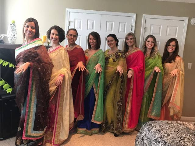 all sari's