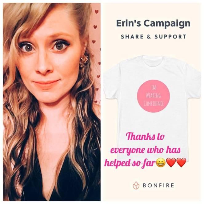 erin's confidence campaign