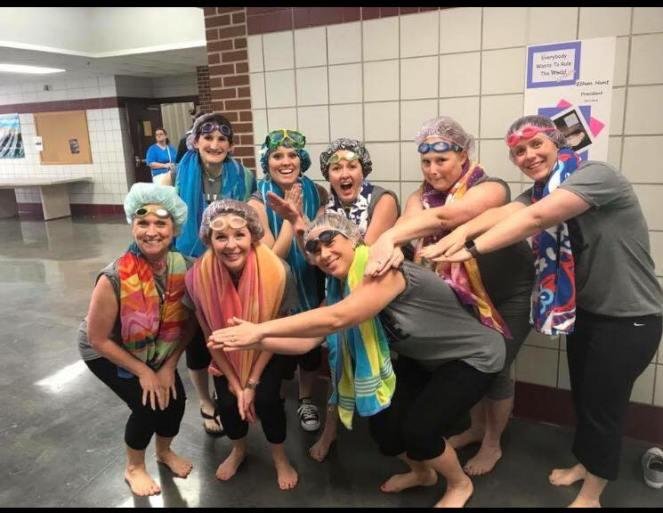 swimming teachers