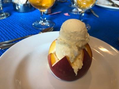 A Gluten free penguin chick dessert!