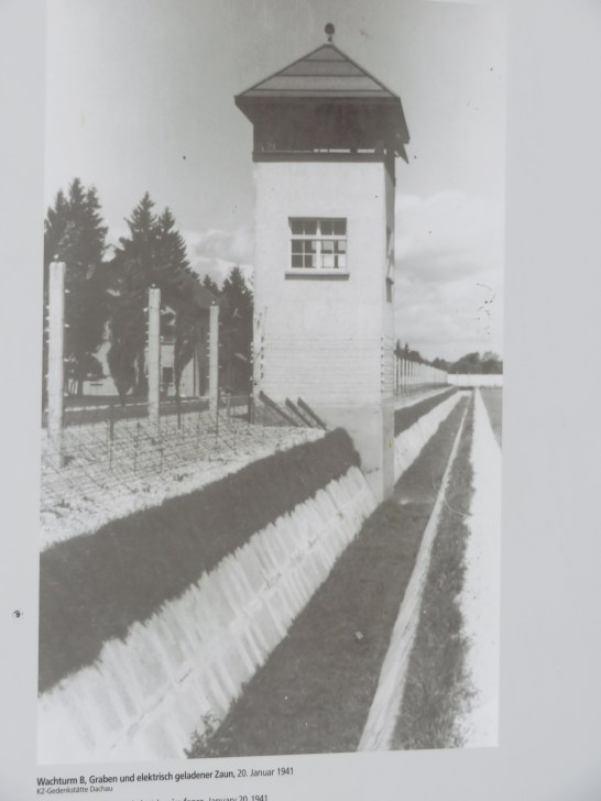 A picture of the perimeter.