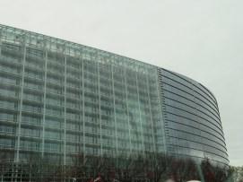 Seat of the European Parliament