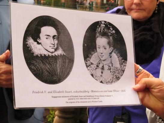 Frederich and Elizabeth