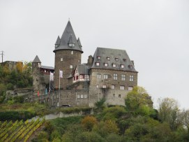 Stahleck Castle