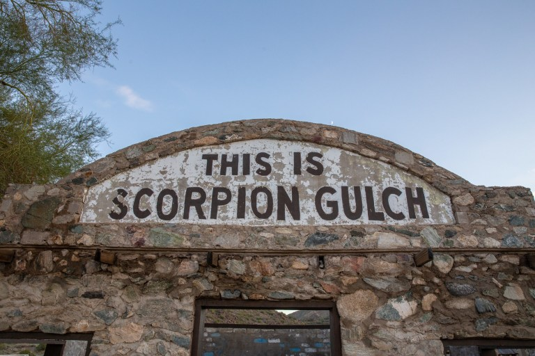 Scorpion Gulch