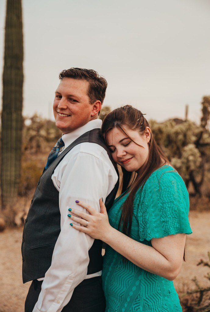 Couples Photos in Mesa, AZ
