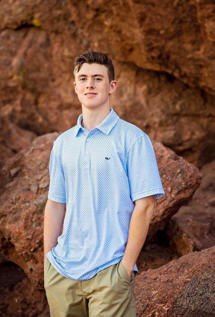 Senior Photos at Papago Park