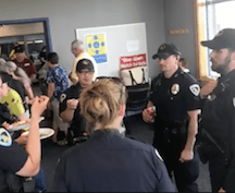 Police apprec cops