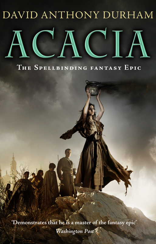 Acacia UK Edition Cover