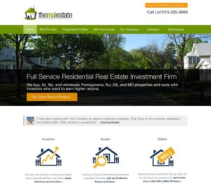 Investor websites