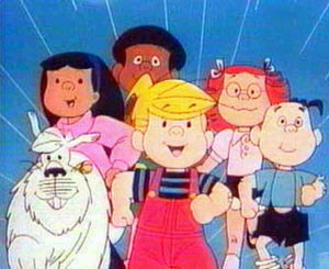 [Picture of Dennis the Menace]