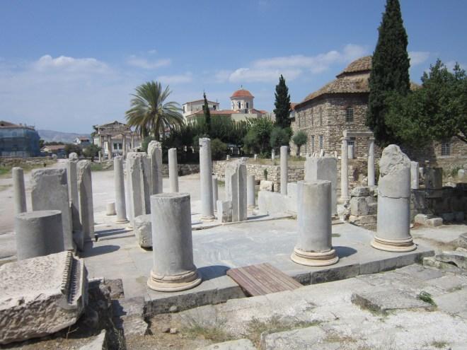 Roman Ruins - The Roman Forum