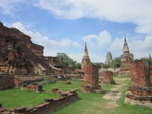 Ayutthaya, Sukhothai and Lopburi