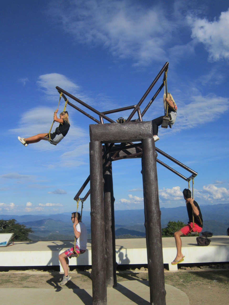 Things to do in Pai - Giant Swing