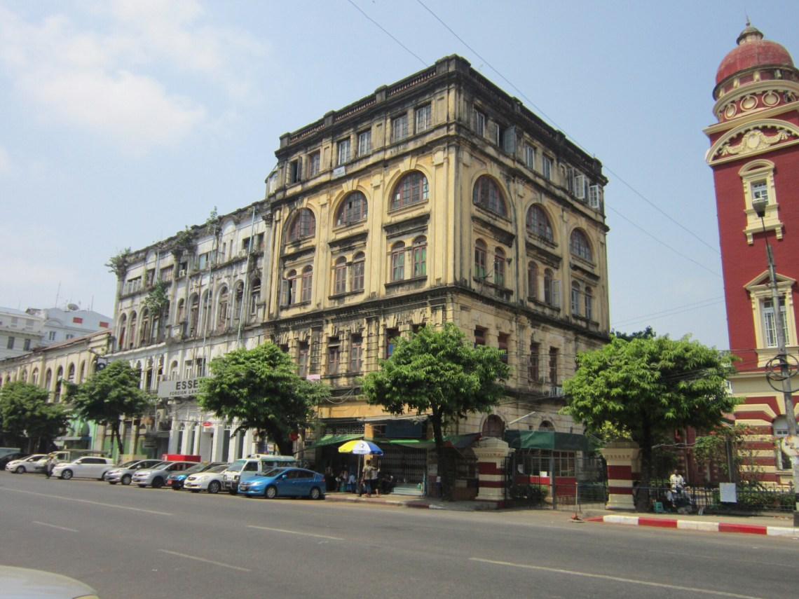 Downtown - Yangon Photo Gallery