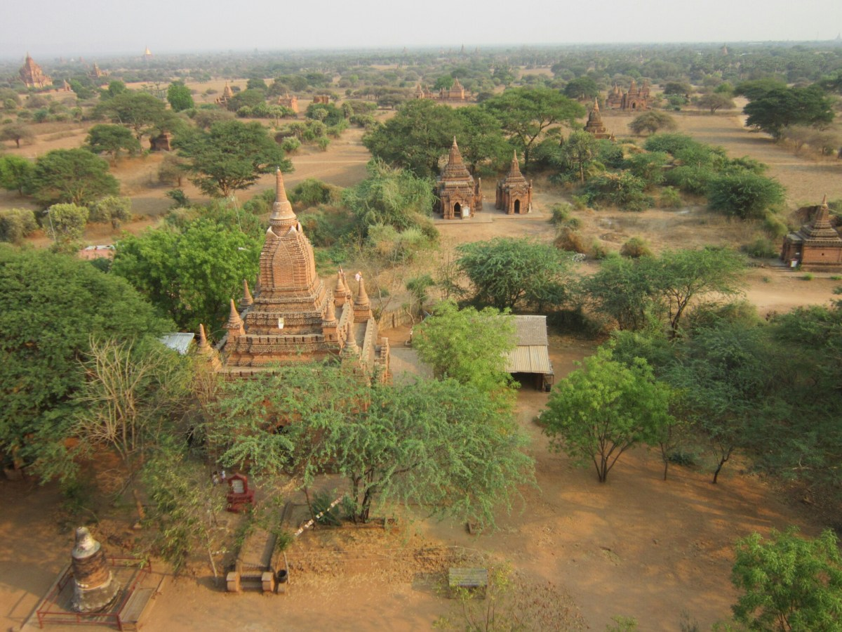 Photo Highlights - Temples of Bagan