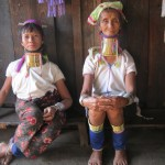 The people of Myanmar - Kayan longneck women