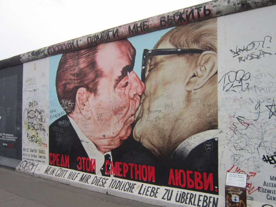 things to do in berlin - the berlin wall - My God, Help Me to Survive This Deadly Love