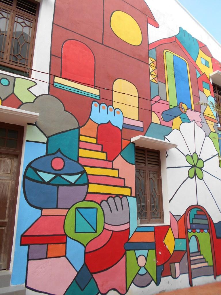 Melaka Street Art House