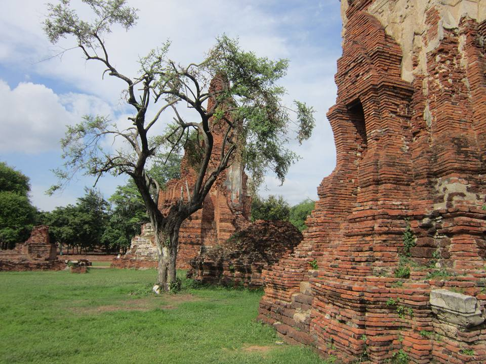 Photo Highlights – Ayutthaya Historical Park