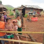 The People Of Myanmar - A village near Hsipaw