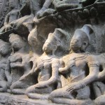 Temples Of Angkor - Carvings in Angkor Thom