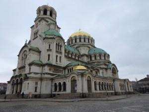 Sofia Alexander Nevsky Cathedral
