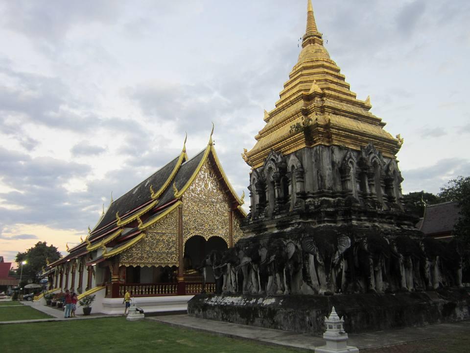 Wat Chiang Man - Chiang Mai -  North Thailand Itinerary