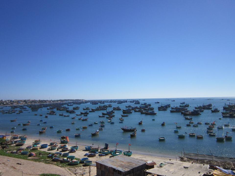 The Fishing Village, Mũi Né