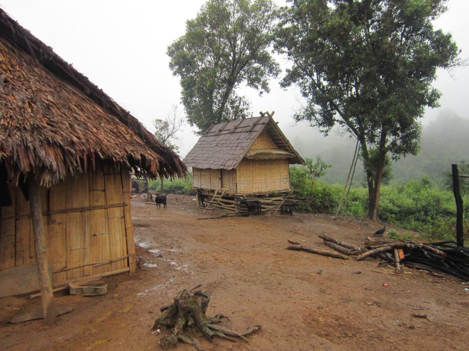 Muang Ngoi Neua Mountain village Laos Itinerary