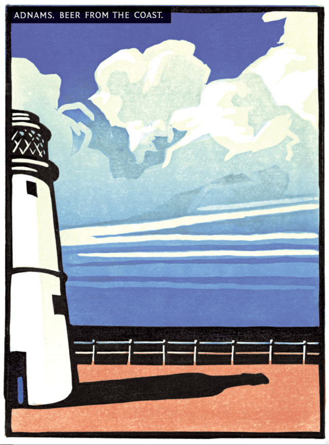 Adnams 'Lighthouse' Page