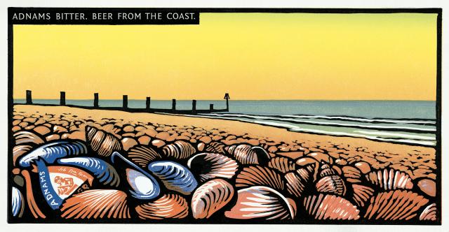 Adnams 'Shells' 48