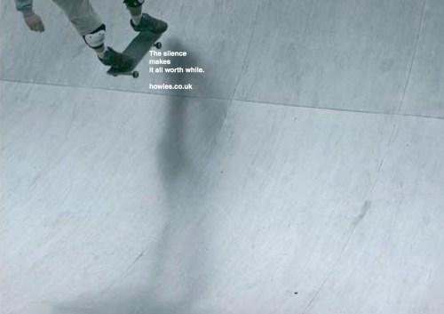 howies skate ads