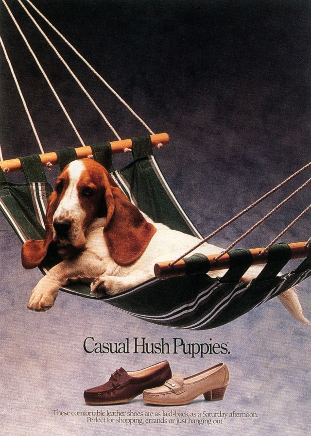 Fallon McElligott, Hush Puppies, 'Casual'-01