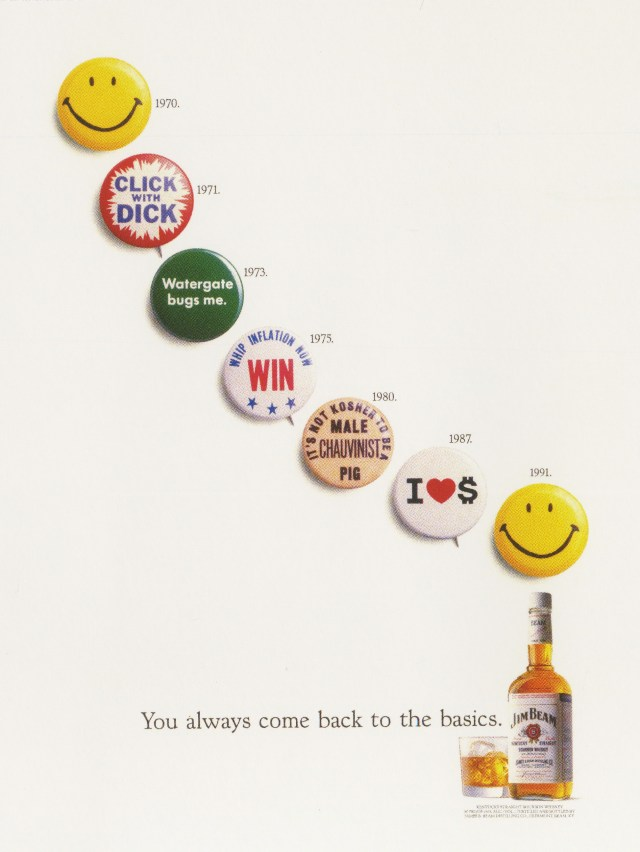 Fallon McElligott, Jim Beam 'Badges'-01
