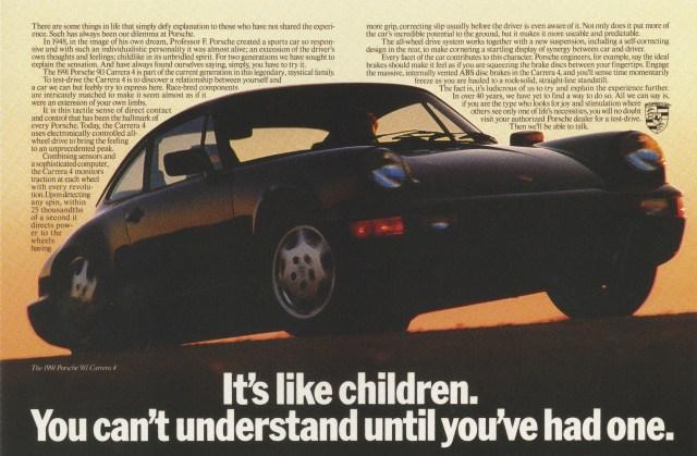 Fallon McElligott, Porsche 'Children'-01