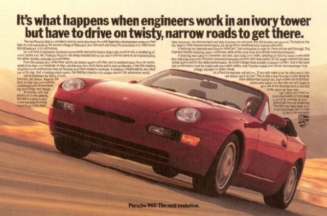Fallon McElligott, Porsche 'Ivery Tower'-01