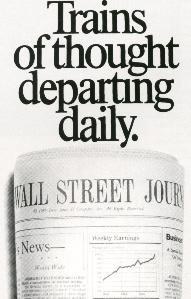 Fallon McElligott, WSJ 'Trains'-01