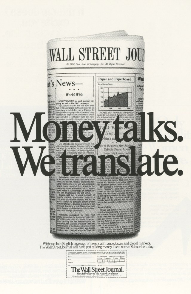 Fallon McElligott, WSJ 'Translate'-01