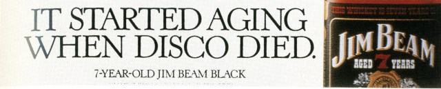 Pat Burnham Jim Beam 'Disco'-01