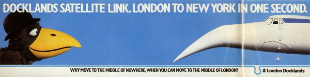 London Docklands 'Concorde' Trott-01