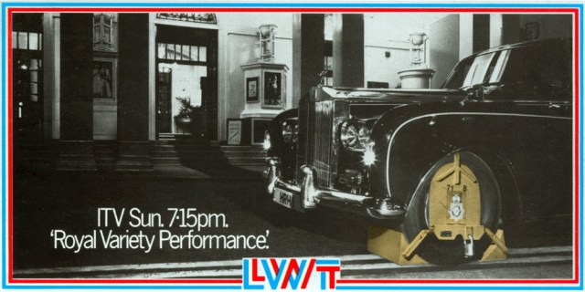LWT 2 ' Royal Variety'
